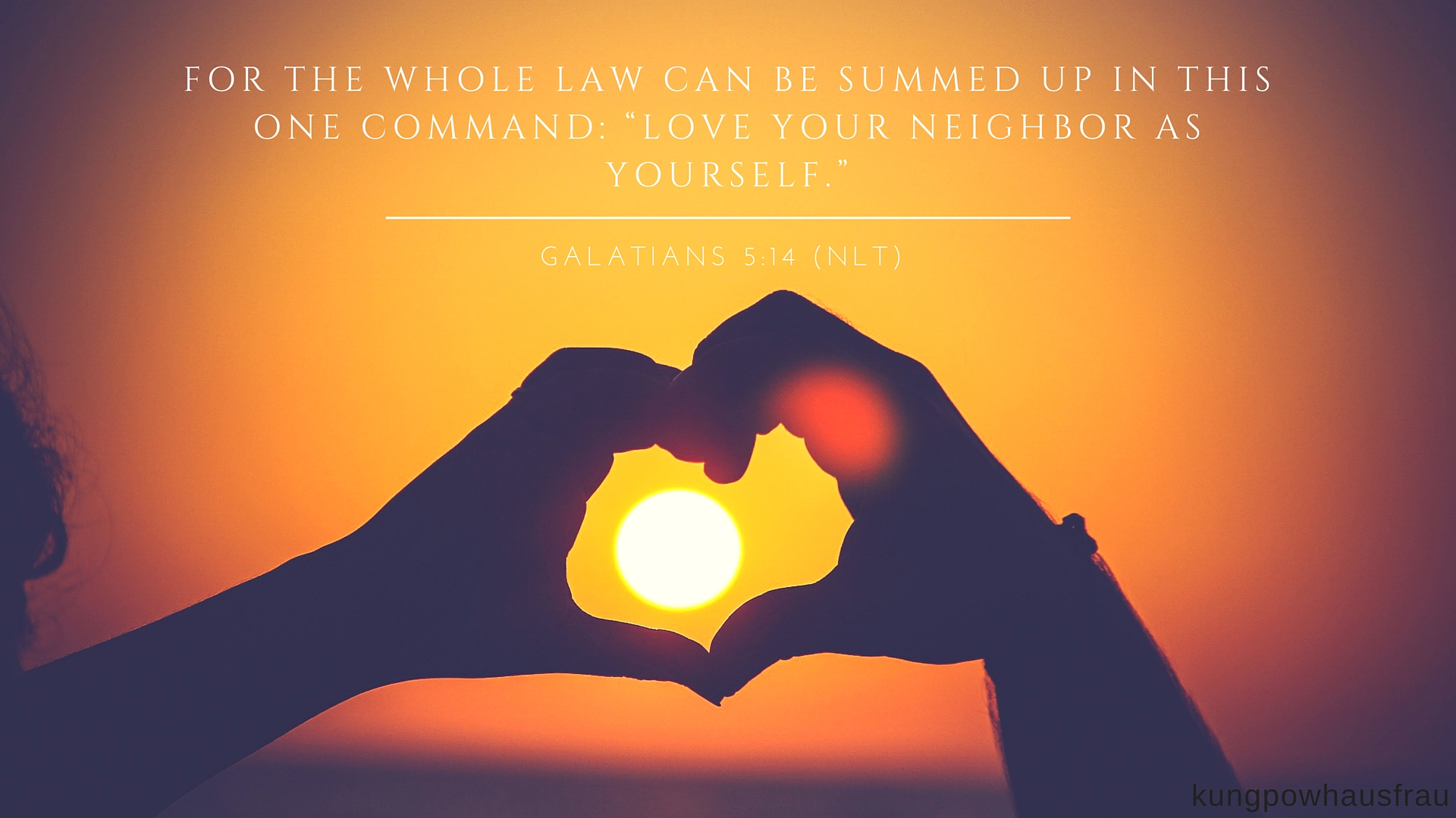 love your neighbour as yourself Bible verses about love thy neighbor love thy neighbor bible verses  in the king james version (kjv) about love thy neighbor.