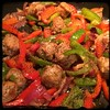 #homemade #Sausage & #Peppers #CucinaDelloZio - salt & pepper