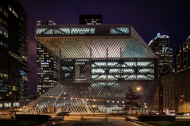 seattle library 19