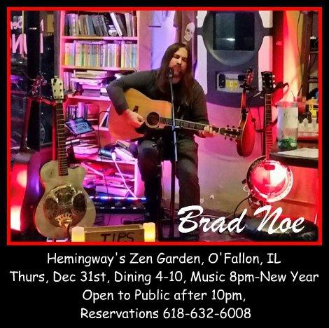 Brad Noe 12-31-15