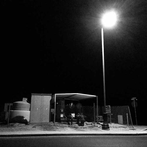 arizona bw usa water night infrastructure housing thelakes maricopa