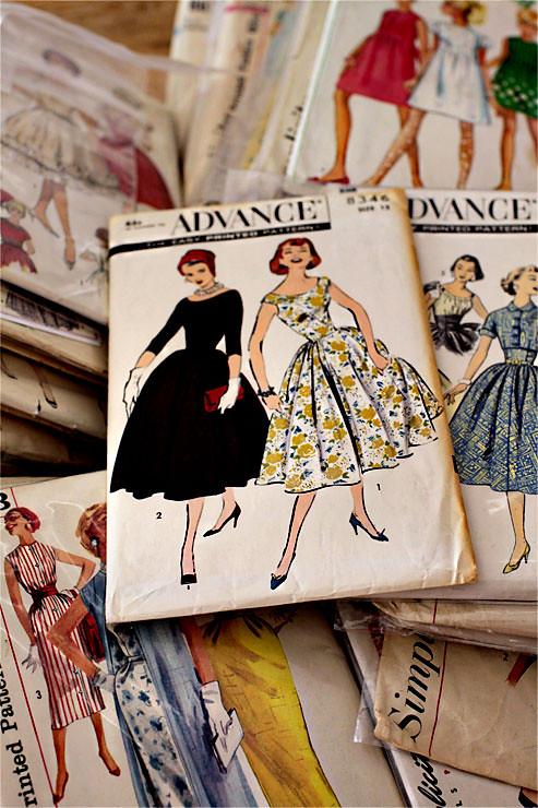Vintage-Patterns