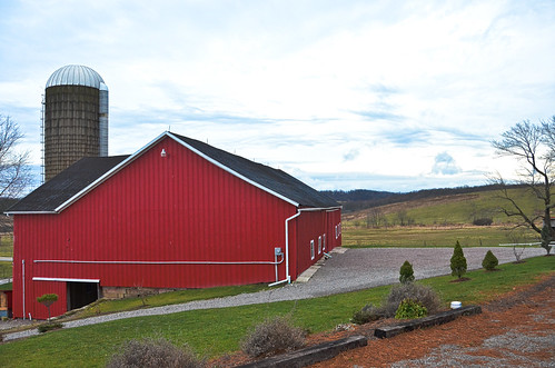 Horizon View Farms - Dance Barn