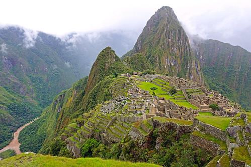 peru cuzco andes machupicchu