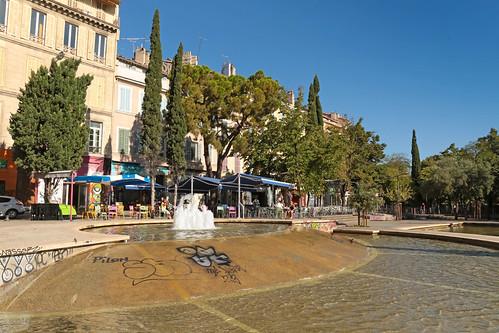 Cours Julien - Marseille (France)