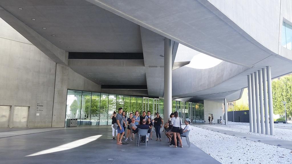 MAXXI Museum, 2016.