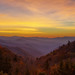 Oconaluftee Valley Dawn by Fraggle Red