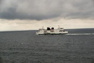 Veerboot Puttgarden-Rødby