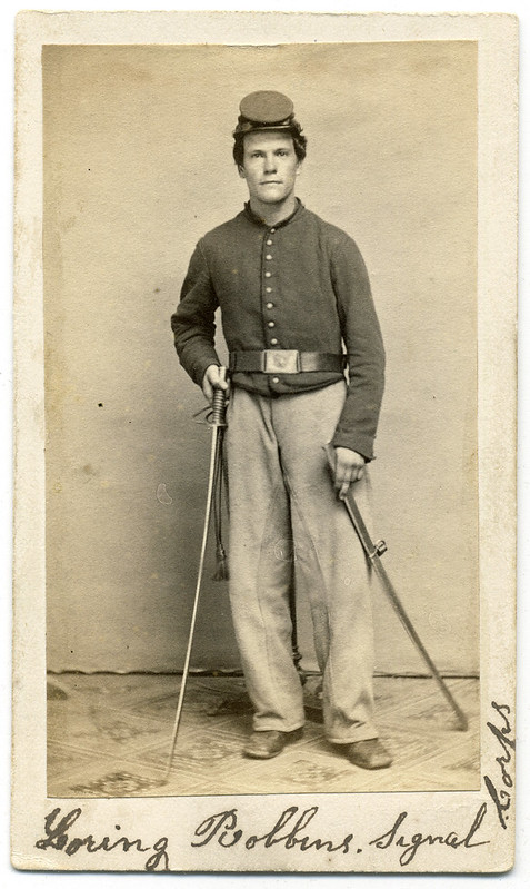 Pioneer Signal Corpsman