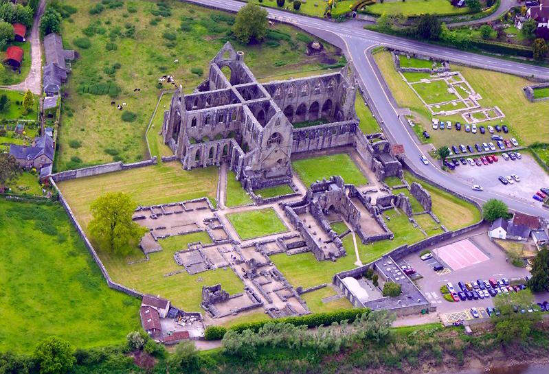 Abadía de Tintern, Gales abadía de tintern, gales - 20094627914 80fe8f1b4d o - Abadía de Tintern, Gales