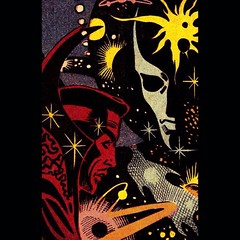 Contemplating Strange Eternities with Steve Ditko. #comics