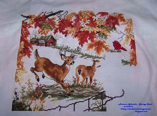 100_9310 - Autumn Splendor by Stoney Creek - Friday  8-14-2015