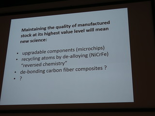 DI_20150709 035524 ISIE plenary WalterStahel RolandClift MaintainingQualityOfManufacturedStock