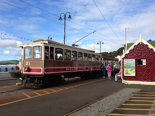 Electric railway, Isle of Man