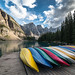 Moraine boats by Mr.gastaldo
