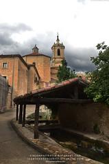 Lavadero en Santo Domingo de Silos (Burgos, España)