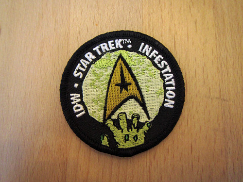 Star Trek patch