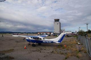 175 Vliegveld Fairbanks