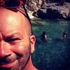 Semi-selfie con sirene di torrente sullo sfondo #liguria