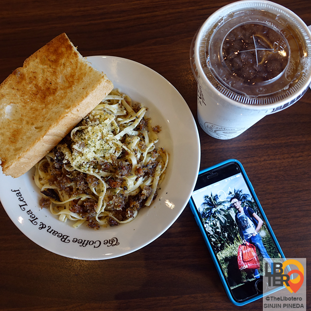 Coffee Bean Tea Leaf SM Lanang Davao