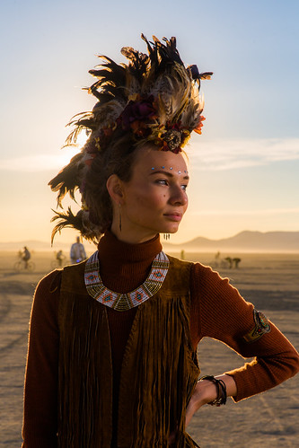 Burning Man 2015: Carnival Of Mirrors