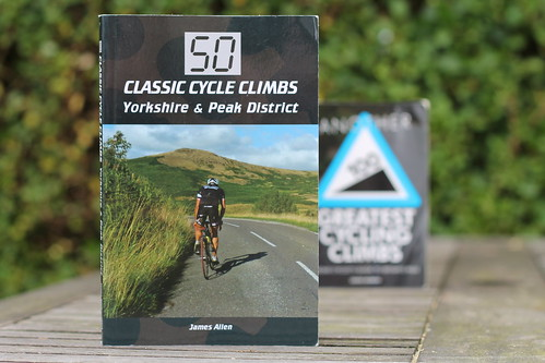 50 Classic Cycle Climbs: Yorkshire & Peak District - James Allen