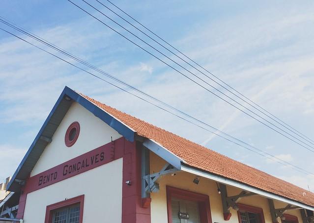 Estação de Bento Gonçalves - RS {agosto 2015}