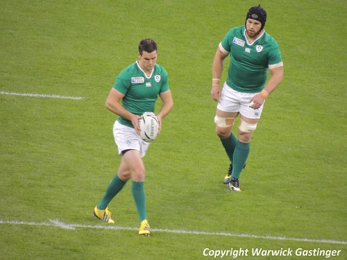 Sean O Brien Rugby photo