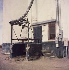 Grain Elevator - Bennett, CO