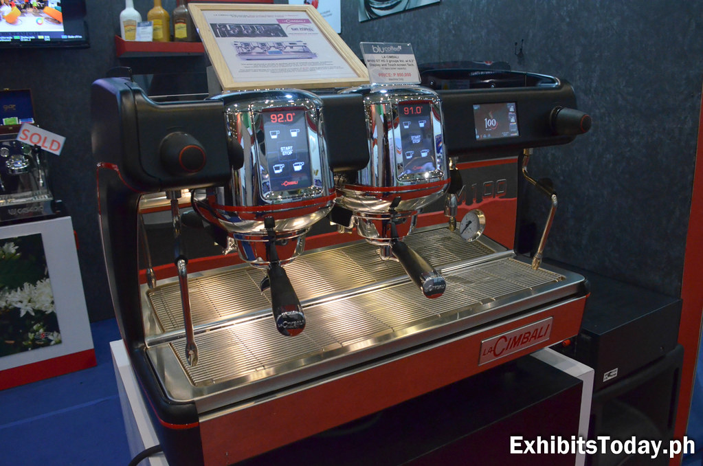High-End Coffee Machine