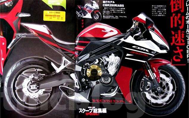 Honda CBR250RR/CBR350RR