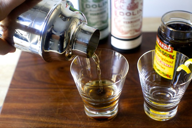 how to make a manhattan without vermouth