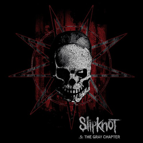 Slipknot-Damen-T-Shirt-Star-Skull_b3