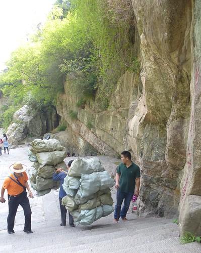 CH-Mont Taishan-Descente-Escalier (6)
