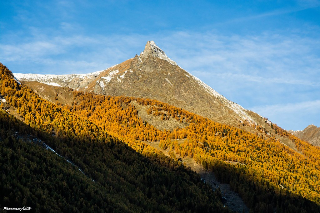 Punta Pousset - Val d'Aosta