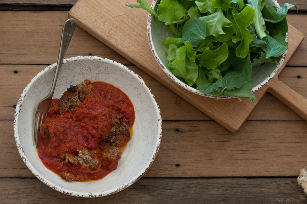 m3. Moroccan Meatloaf