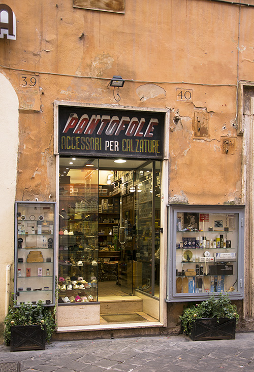 Rome Pantofole