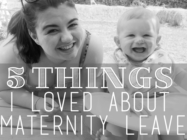 5 Things maternity leave