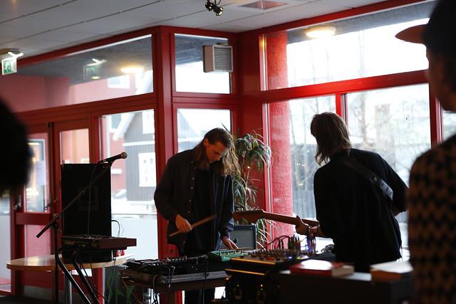 Sekuoia, Iceland Airwaves 05.11.15