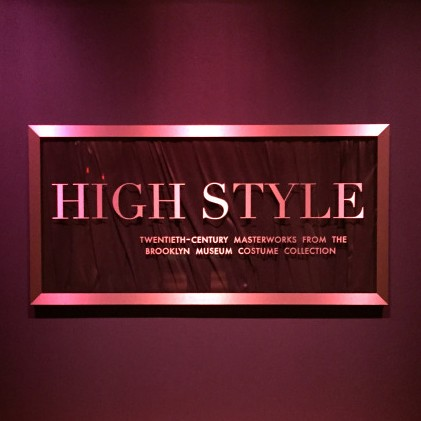 High Style 1