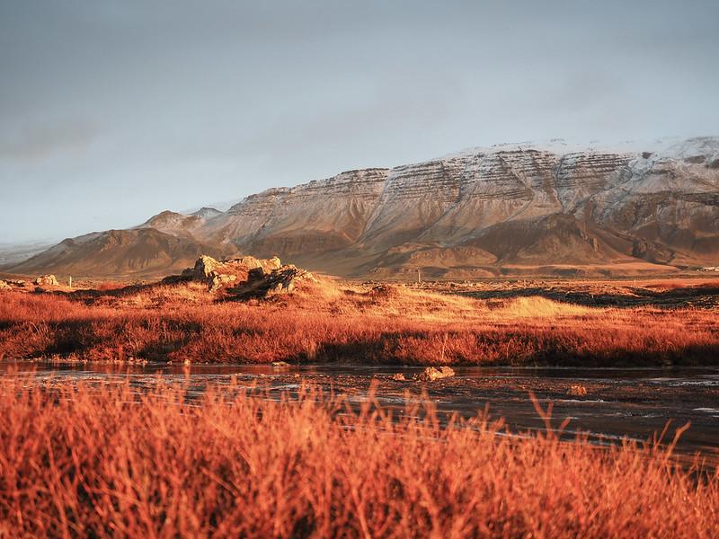 Snaefellsnes Peninsula landscape