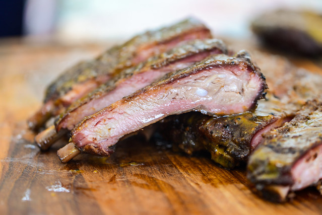 South Carolina Mustard Ribs