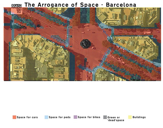 Arrogance of Space: Barcelona 02