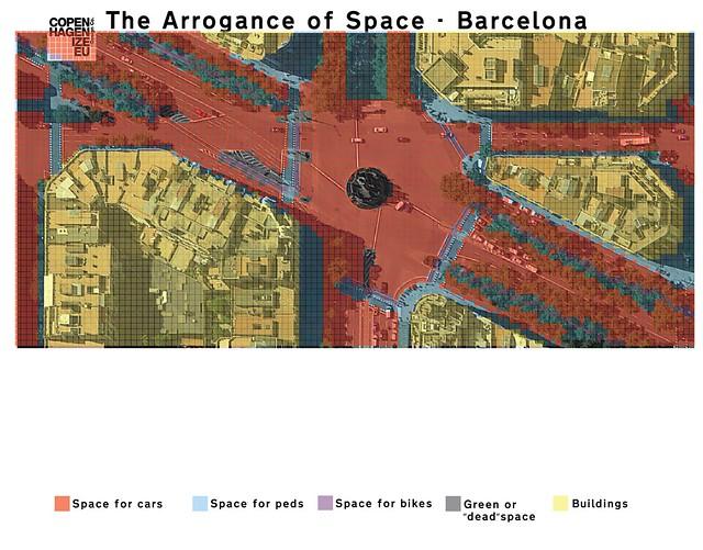 Arrogance of Space: Barcelona 02