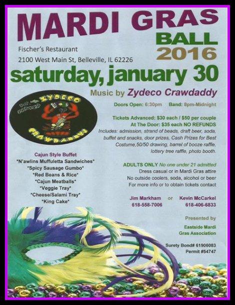Mardi Gras Ball 1-30-16