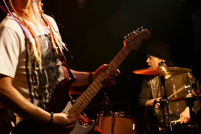 SPUTNIK KOMBINAT live at Adm, Tokyo, 18 Dec 2015. 095