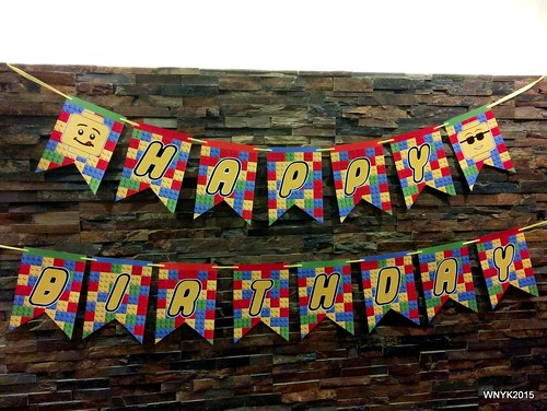 A Lego Birthday