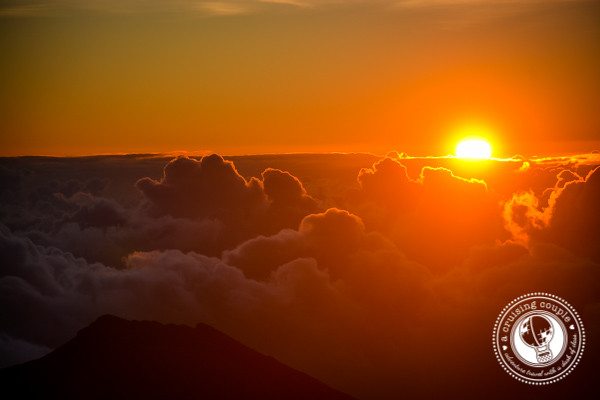 Mount Haleakala Sunrise Maui Hawaii