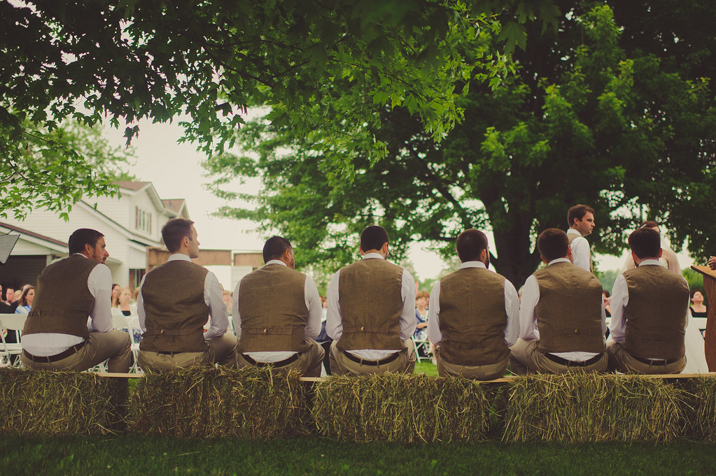 Well-Groomed Groom Groomsmen Attire2