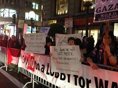 AIPAC protest pics 12/14/15